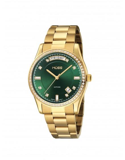 Diva Oro Verde