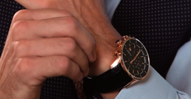 El reloj MÜSS de Miguel Angel Silvestre
