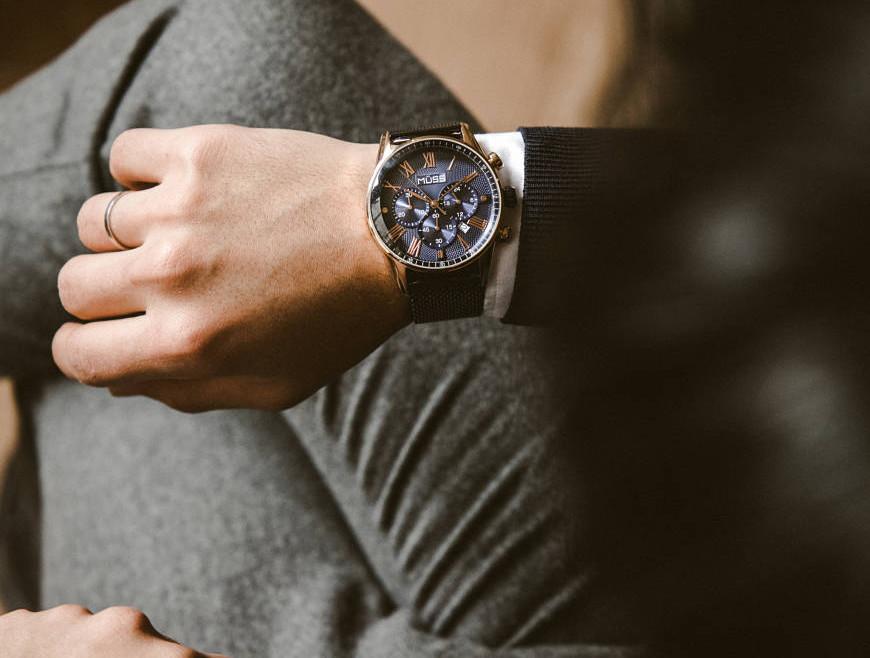 Reloj para boda, tu mejor aliado