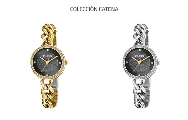 Reloj catena 2018