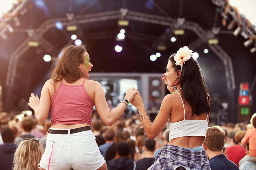 Looks para irte de festival de música en verano