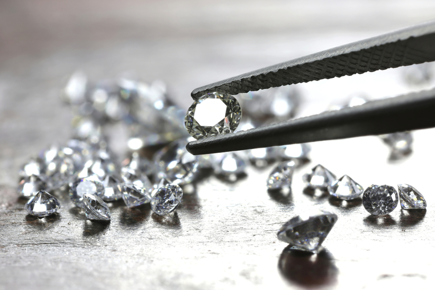¿Conoces la diferencia entre diamante y brillante ?