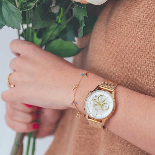 ¿Para qué sirve el vidrio de un reloj?