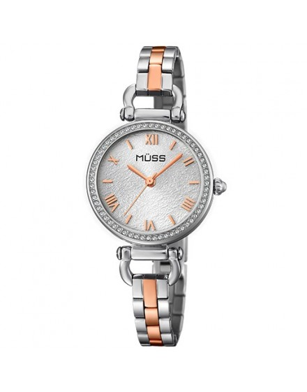 Reloj Plateado Mujer Belle Epoque