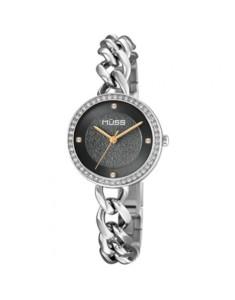 Reloj Plateado Mujer Catena