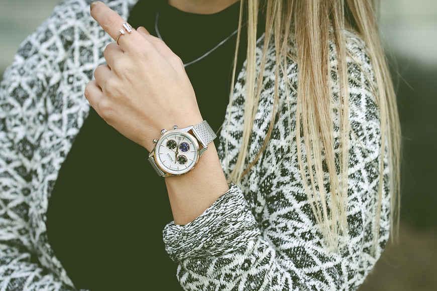 Reloj de acero, el reloj definitivo.